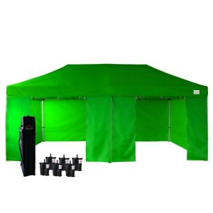 10x20 pop up canopy with screen