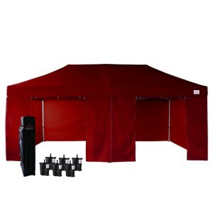 Commercial canopy tent 10x20